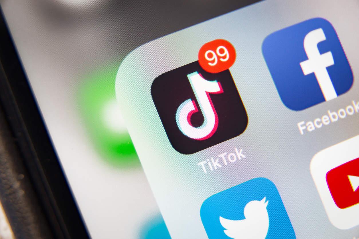 tiktok mobile app marketing social media video sharing