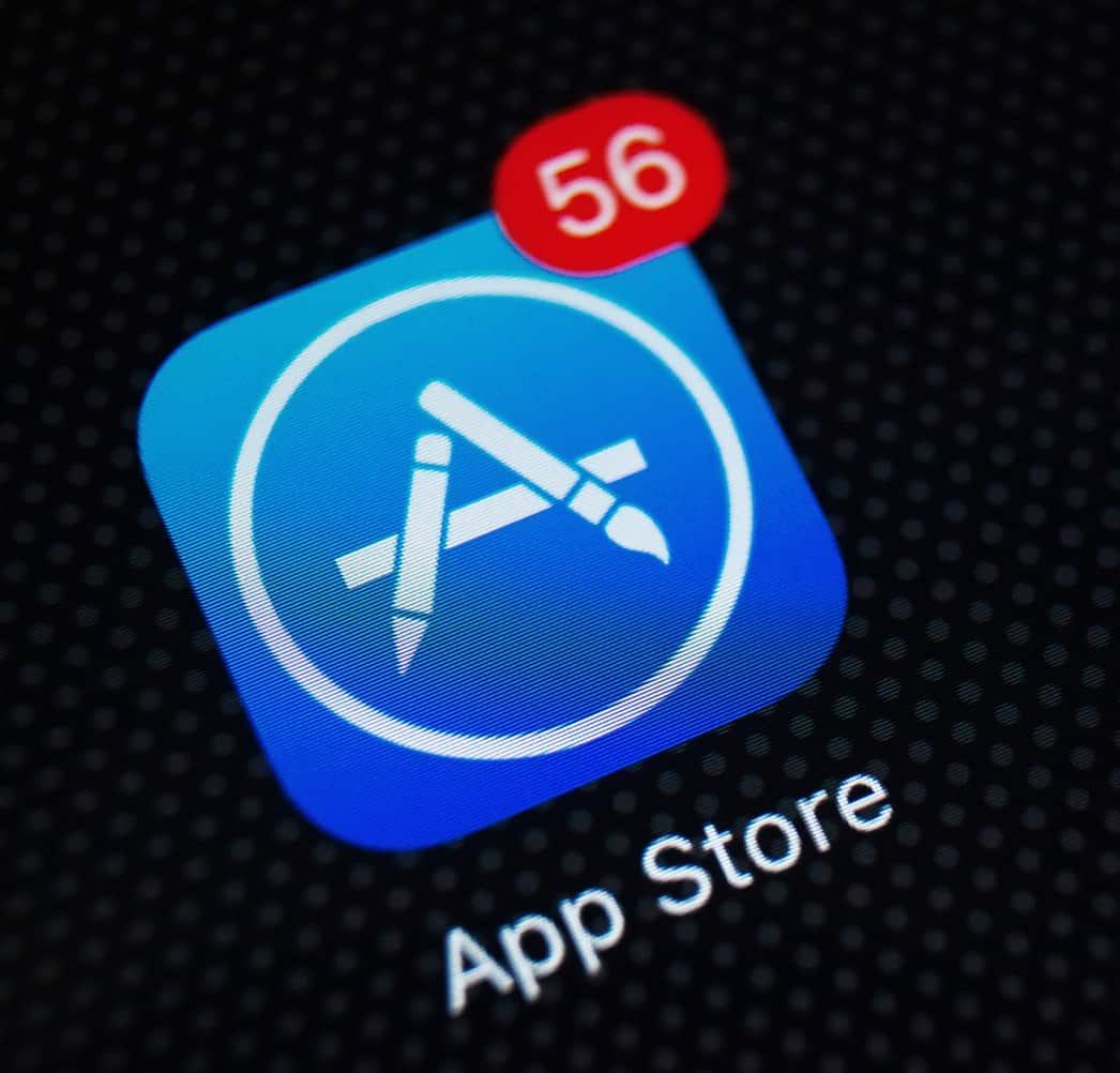 App Store icon App Store Optimization ASO concept