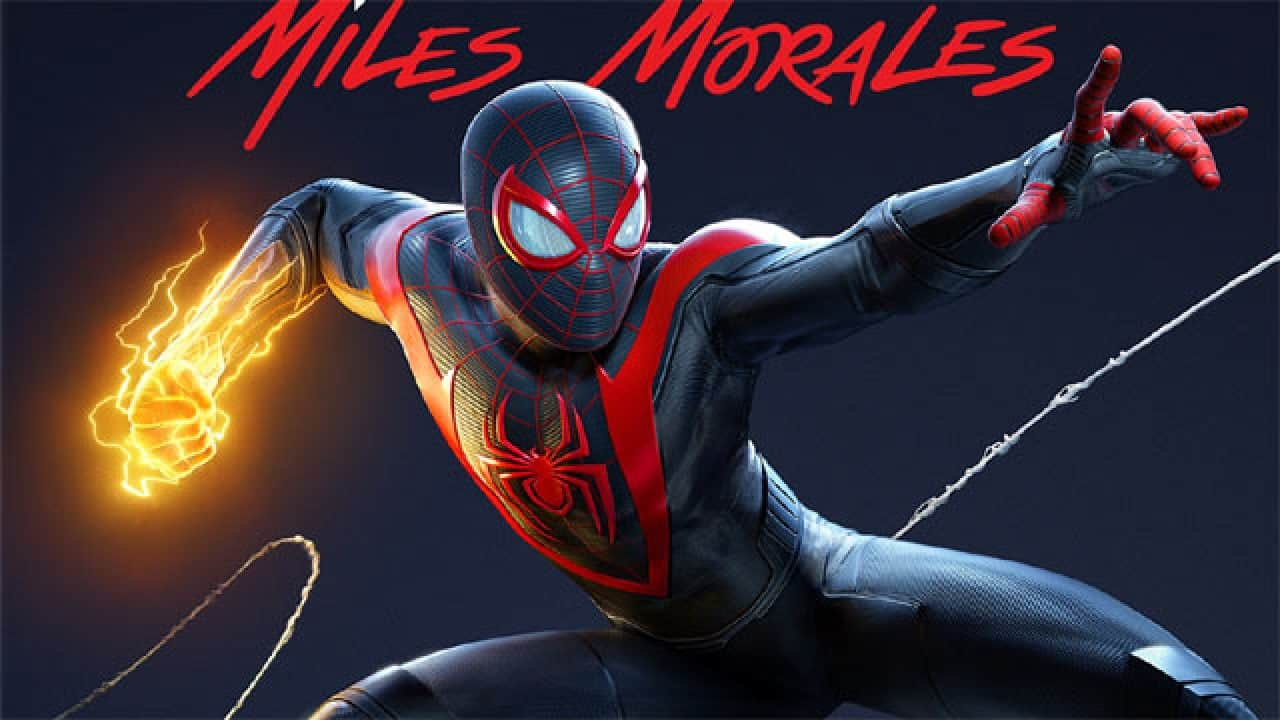 Spider-Man: Miles Morales by Insomniac for Playstation 5